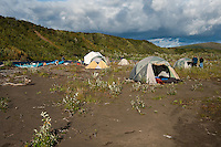 Ouzel Campsite along the lower Kanektok River...Shot in Alaska, USA