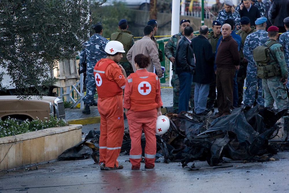 On Wednesday, December 12, 2007, another bomb blast rocked the outskirts of Beirut and killed General Francois al-Hajj as well as at least four others. This bombing follows a string of bombings that have killed members of parliament, journalists and even the former Prime Minister Rafik Hariri in 2005. ..Francois al-Hajj has been considered to be a candidate to take over as head of the army if presidential front runner, General Michel Suleiman is elected. So far the Lebanese presidential elections have been postponed eight times, the next elections are set to take place on Monday, December 17. .