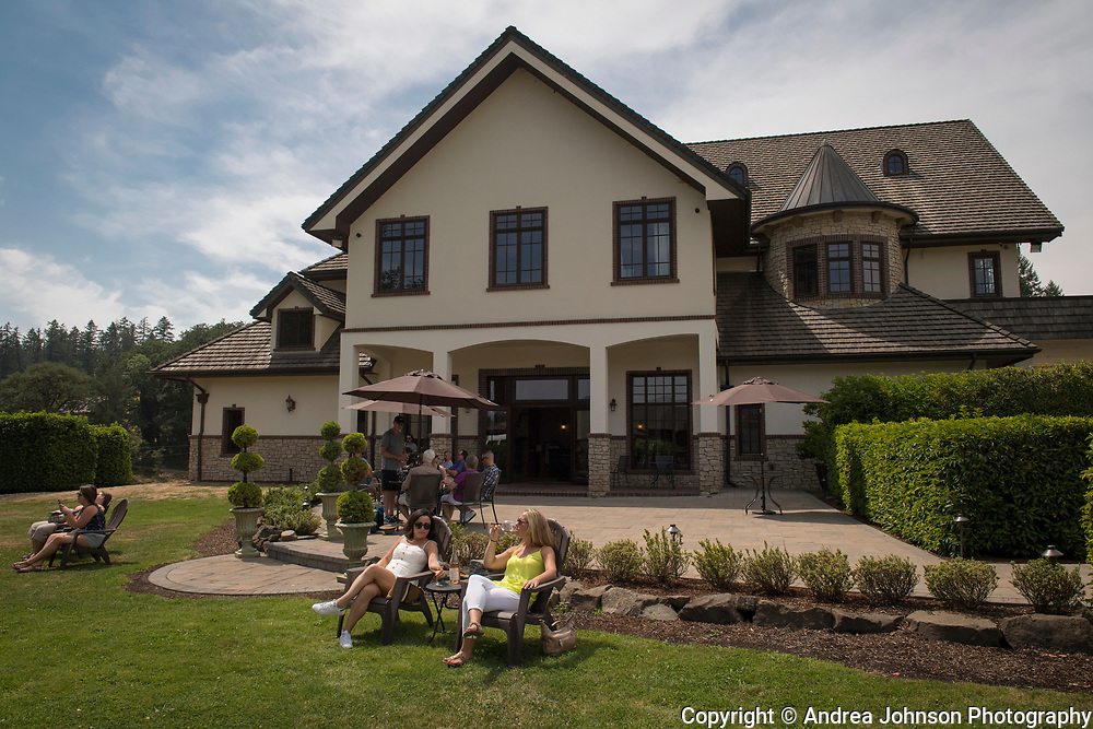 Beacon Hill Winery & Vineyard, Yamhill-Carlton AVA, Willamette Valley, Oregon
