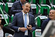DESCRIZIONE : Beko Legabasket Serie A 2015- 2016 Playoff Quarti di Finale Gara3 Dinamo Banco di Sardegna Sassari - Grissin Bon Reggio Emilia<br /> GIOCATORE : Maurizio Biggi<br /> CATEGORIA : Ritratto Before Pregame<br /> SQUADRA : AIAP<br /> EVENTO : Beko Legabasket Serie A 2015-2016 Playoff<br /> GARA : Quarti di Finale Gara3 Dinamo Banco di Sardegna Sassari - Grissin Bon Reggio Emilia<br /> DATA : 11/05/2016<br /> SPORT : Pallacanestro <br /> AUTORE : Agenzia Ciamillo-Castoria/C.Atzori