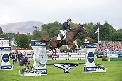 Schrade Dirk, (GER), Hop and Skip<br /> Longines FEI European Eventing Chamionship 2015 <br /> Blair Castle<br /> © Hippo Foto - Jon Stroud