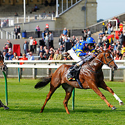 Miracle Of Medinah and Liam Keniry winning the 3.40 race