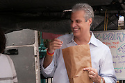Eric Ripert at Union Square Green Market in New York City by Rodney Bedsole, a food photographer based in Nashville and New York City.
