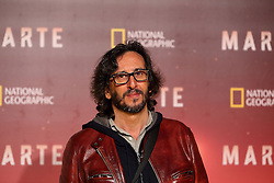 November 8, 2016 - Roma, RM, Italy - Italian director Daniele Vicari during Red Carpet of the premier of Mars, the largest production ever made by National Geographic  (Credit Image: © Matteo Nardone/Pacific Press via ZUMA Wire)