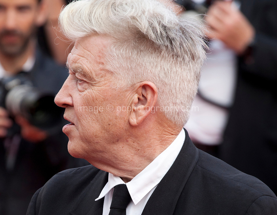 at Twin Peaks gala screening at the 70th Cannes Film Festival Thursday 25th May 2017, Cannes, France. Photo credit: Doreen Kennedy
