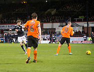 Dundee&rsquo;s Craig Wighton scores the winner in the Dundee derby  - Dundee v Dundee United, Ladbrokes Scottish Premiership at Dens Park<br /> <br /> <br />  - &copy; David Young - www.davidyoungphoto.co.uk - email: davidyoungphoto@gmail.com