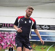 Dundee&rsquo;s Rory Loy  -  Dundee FC pre-season testing at Manhattan Works, Dundee<br /> <br />  - &copy; David Young - www.davidyoungphoto.co.uk - email: davidyoungphoto@gmail.com