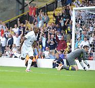 Watford v Tottenham Hotspur 050812