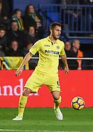 Villarreal v Real Sociedad - 27 January 2018