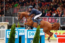 Kölz, Michael (GER) Anpowikapi<br /> Münster - Turnier der Sieger 2017<br /> © www.sportfotos-lafrentz.de/Stefan Lafrentz