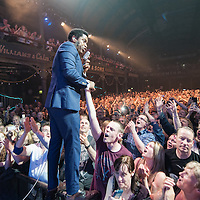 Vintage Trouble in concert at The Old Fruit Market Glasgow, Scotland, Britain, 25th June 2016