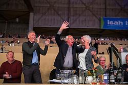 Van de Lageweg Wiepke, NED<br /> Arezzo VDL winning the Grand Prix<br /> KWPN Hengstenkeuring 2017<br /> © Hippo Foto - Leanjo de Koster<br /> 02/02/2017