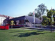 Kindermuseum, Graz.Architektur: fasch&fuchs.