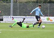 Mark Smith - Tayport v Dundee XI - pre-season friendly at the GA Arena <br /> <br />  - &copy; David Young - www.davidyoungphoto.co.uk - email: davidyoungphoto@gmail.com