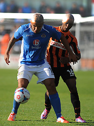 Jai Reason Eastleigh, Barnet v Eastleigh, Vanarama Conference, Saturday 4th October 2014