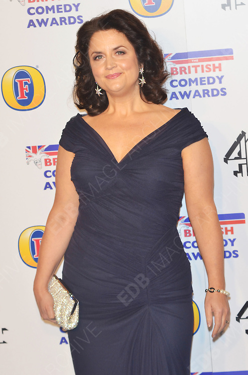 16.DECEMBER.2011. LONDON<br /> <br /> COMIC WRITER AND ACTRESS RUTH JONES ARRIVING AT THE 'BRITISH COMEDY AWARDS 2011' HELD AT THE FOUNTAIN STUDIOS IN WEMBLEY, LONDON.<br /> <br /> BYLINE: EDBIMAGEARCHIVE.COM<br /> <br /> *THIS IMAGE IS STRICTLY FOR UK NEWSPAPERS AND MAGAZINES ONLY*<br /> *FOR WORLD WIDE SALES AND WEB USE PLEASE CONTACT EDBIMAGEARCHIVE - 0208 954 5968*