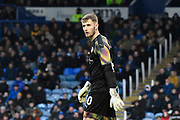 Bradley Collins (40) of Barnsley during the The FA Cup match between Portsmouth and Barnsley at Fratton Park, Portsmouth, England on 25 January 2020.