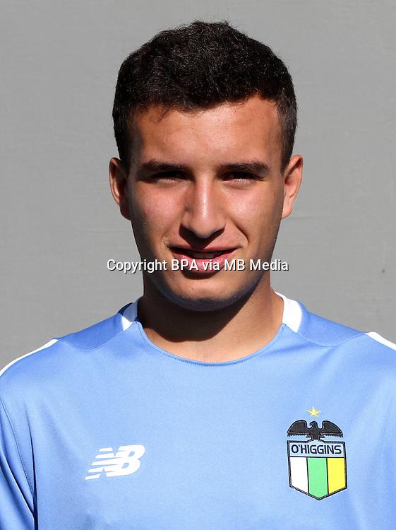 Chile Football League First Division - <br /> Scotiabank Tournament 2016 - <br /> ( Club Deportivo O'Higgins ) - <br /> Moises Alejandro Avila Vega