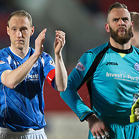 St Johnstone v Ross County