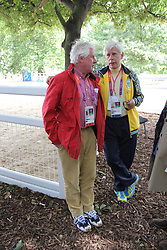 RANTZAU Breido Graf zu, SCHOCKEMÖHLE Paul<br /> London - Olympische Spiele 2012<br /> <br /> Dressur Grand Prix de Dressage<br /> © www.sportfotos-lafrentz.de/Stefan Lafrentz