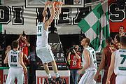 DESCRIZIONE : Treviso Lega A 2011-12 Umana Venezia Benetton Basket Treviso <br /> GIOCATORE : gino cuccarolo<br /> CATEGORIA :  schiacciata controcampo<br /> SQUADRA : Umana Venezia Benetton Basket Treviso <br /> EVENTO : Campionato Lega A 2011-2012<br /> GARA : Umana Venezia Benetton Basket Treviso <br /> DATA : 28/04/2012<br /> SPORT : Pallacanestro<br /> AUTORE : Agenzia Ciamillo-Castoria/M.Gregolin<br /> Galleria : Lega Basket A 2011-2012<br /> Fotonotizia :  Treviso Lega A 2011-12 Umana Venezia Benetton Basket Treviso <br /> Predefinita :