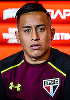 Brazilian Football League Serie A / <br /> ( Sao Paulo Football Clube ) - <br /> CHRISTIAN ALBERTO CUEVA BRAVO