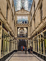 Nantes, passage Pommeray