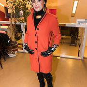 NLD/Amsterdam/20191209 - Aftrap KWF lampionnenactie, Connie Witteman