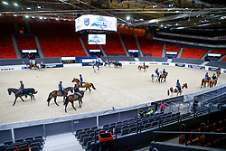 Overview<br /> Warming Up<br /> Longines FEI World Cup Finals Jumping Gothenburg 2019