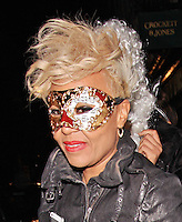 LONDON - October 30: Emeli Sande in London (Photo by Brett D. Cove)