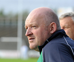 Lousburgh manager John Kelly<br />Pic Conor McKeown