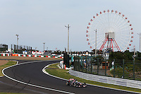 Jean-Eric Vergne (FRA) Scuderia Toro Rosso STR9.<br /> Japanese Grand Prix, Saturday 4th October 2014. Suzuka, Japan.