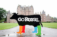 Go Rural Scotland Launch at Glamis Castle, 4th July, 2012