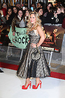 Heidi Range The Twilight Saga: Breaking Dawn Part 1 UK Premiere, Westfield Startford City, London, UK. 16 November 2011. Contact rich@pictured.com +44 07941 079620 (Picture by Richard Goldschmidt)