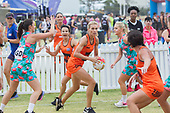 Tough Mudders Netball Team