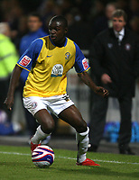 Photo: Paul Greenwood.<br />Chester City v Hereford United. Coca Cola League 2. 12/10/2007.<br />Hereford United's Theo Robinson