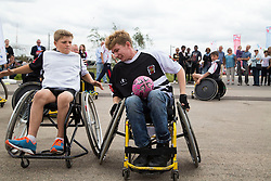 30.08.14 International Paralympic Day & Libert Festival on the Queen Elizabeth Olympic Park