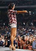 Sara Evans Concert - Turner Field - 080710