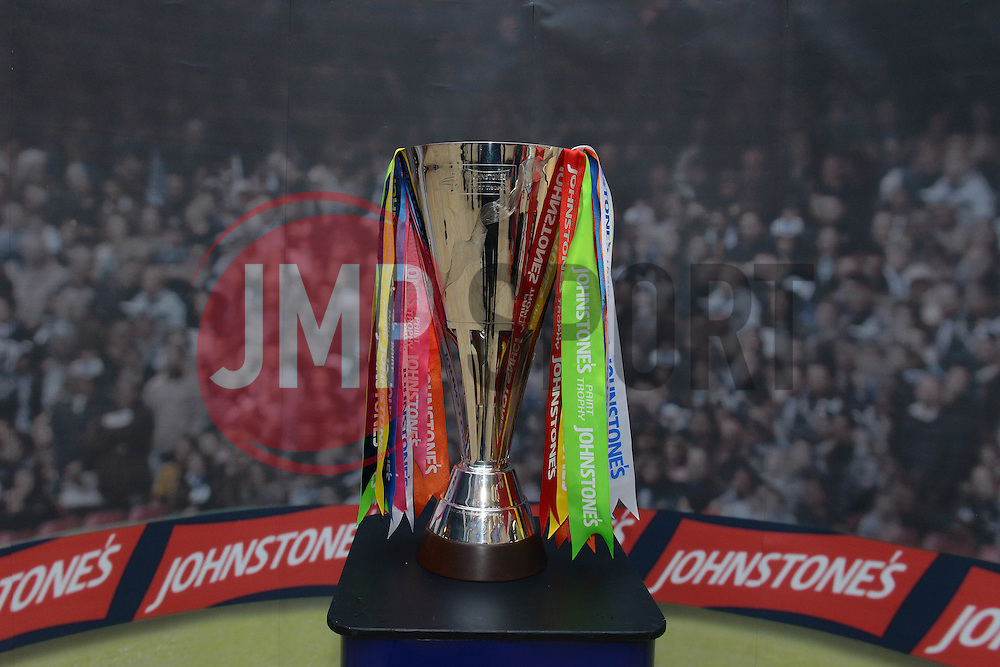 Johnstone Paint Trophy - Photo mandatory by-line: Dougie Allward/JMP - Mobile: 07966 386802 - 11/03/2015 - SPORT - Football - Bristol - Cabot Circus Shopping Centre - Johnstone's Paint Trophy