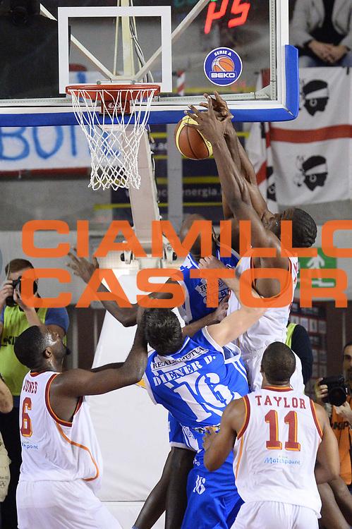 DESCRIZIONE : Roma Lega serie A 2013/14 Acea Virtus Roma Banco Di Sardegna Sassari<br /> GIOCATORE : Trevor Mbakwe<br /> CATEGORIA : stoppata<br /> SQUADRA : Acea Virtus Roma<br /> EVENTO : Campionato Lega Serie A 2013-2014<br /> GARA : Acea Virtus Roma Banco Di Sardegna Sassari<br /> DATA : 22/12/2013<br /> SPORT : Pallacanestro<br /> AUTORE : Agenzia Ciamillo-Castoria/ManoloGreco<br /> Galleria : Lega Seria A 2013-2014<br /> Fotonotizia : Roma Lega serie A 2013/14 Acea Virtus Roma Banco Di Sardegna Sassari<br /> Predefinita :