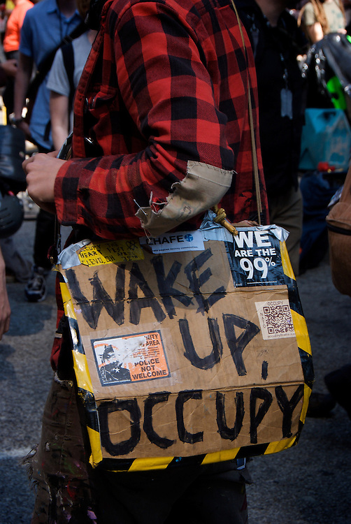 NATO Protests Chicago May 2012