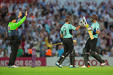 1 July 2015 - T20 Blast, Surrey v Gloucestershire at the Oval