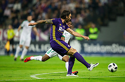 Marko Suler of Maribor during football match between NK Maribor and NK Olimpija Ljubljana in 34th Round of Prva liga Telekom Slovenije 2017/18, on May 19, 2018, in Stadion Ljudski vrt, Maribor, Slovenia. Photo by Vid Ponikvar / Sportida