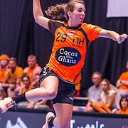 NLD/Den Bosch/20160604 - EK Kwalificatiewedstrijd handbal Nederland - Oostenrijk, nr.29 Sanne Hoekstra