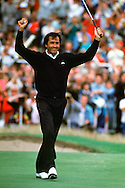 880716/ROYAL LYTHAM GC, UK/Photo Mark Newcombe/Open Championship 1988<br />