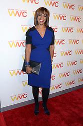 September 29, 2016 - New York, New York, USA - Gayle King attends The Women's Media Center 2016 Women's Media Awards at Capitale on September 29, 2016 in New York City. (Credit Image: © Future-Image via ZUMA Press)