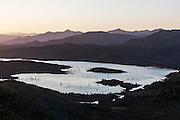 Parc de la rivière bleue dans le district de yaté - Nouvelle Calédonie