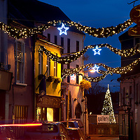 Kinsale Christmas Lights.<br /> Pic. John Allen