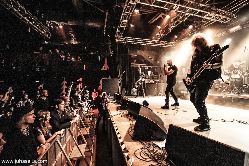 Pioneerit May 16, 2015. Nosturi, Helsinki