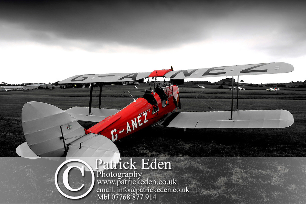 Sopwith Camel. Bembridge Airport Air Show Photographs of the Isle of Wight by photographer Patrick Eden photography photograph canvas canvases